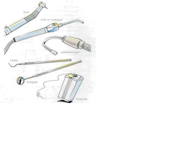 tandartsmaterialen