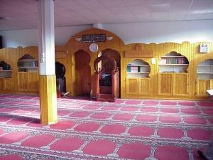 gebedsruimtemoskee