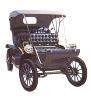 eerste auto