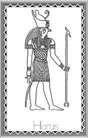 god horus