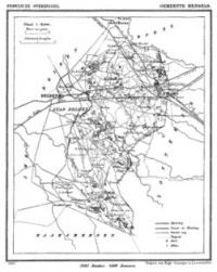 kaart Hengelo