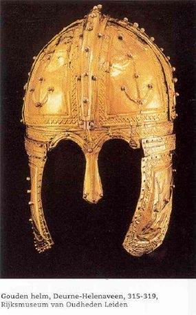 romeinse helm