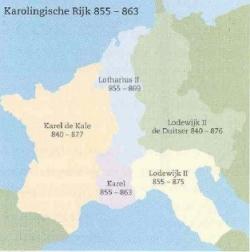 karolingische rijk